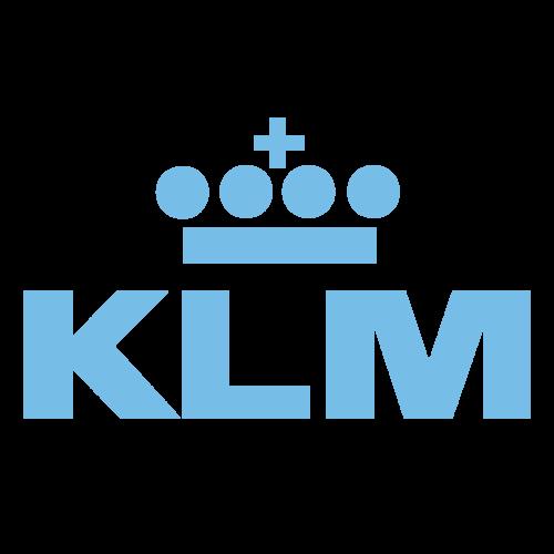 KLM logo // PerfectXL